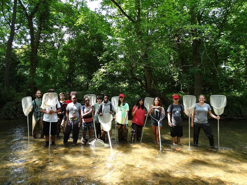 Trellis 4 Tomorrow Program: Youth Environmental Stewardship