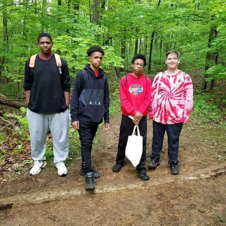 Trellis For Tomorrow Program: Youth Environmental Stewardship