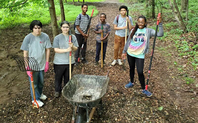 Natural Lands, Trellis For Tomorrow Partner On Youth Outdoor Stewardship Program In Chester County